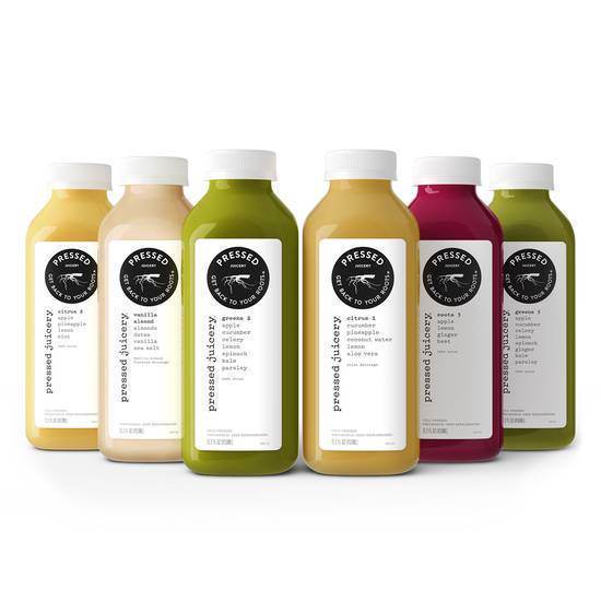 juice bottles - Hydrate in a Healthy Way in Danville