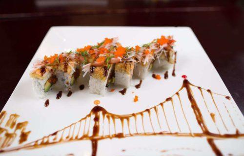 Succulent Sushi in Danville