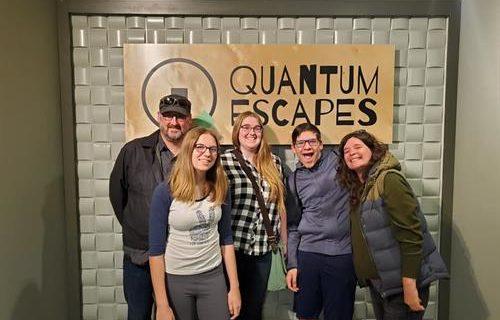 Quantum Escapes in Danville