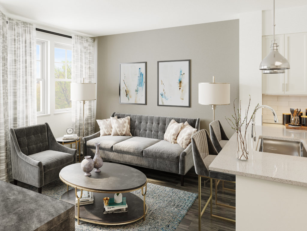 stylish luxury apartment at Alexan Downtown Danville - Searching for Unrivaled Luxury?