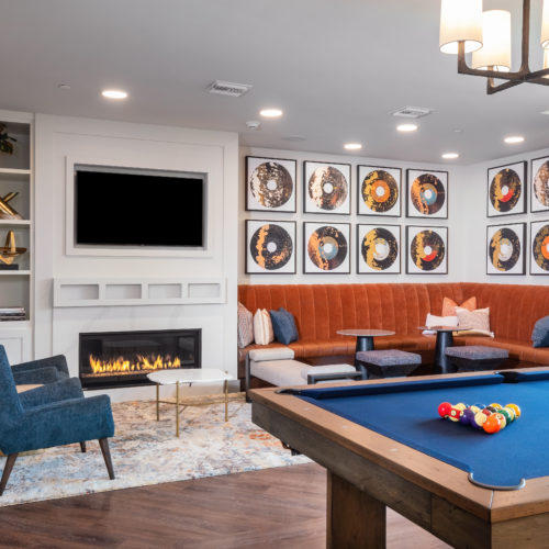 Stylish Social Spaces